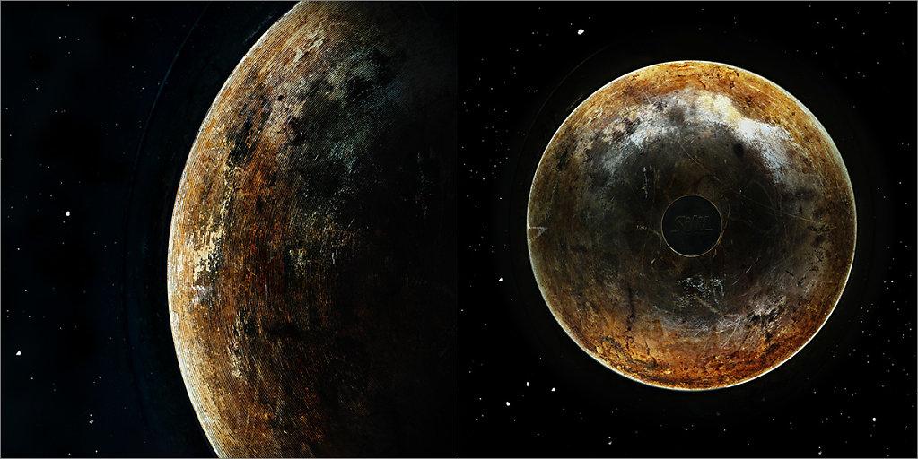 "Der Planet ""Silit-036-FP"""