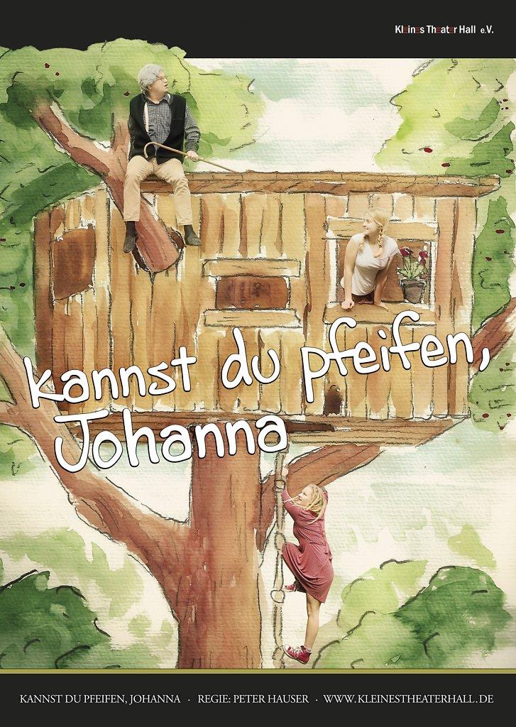Kannst du pfeifen, Johanna